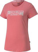 PUMA Summer Tee Dames Sportshirt
