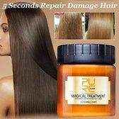 Magical Treatment 120ml - 5 Sec Haarbehandeling - Haarmasker voor zachthaar