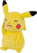 Tomy Knuffel Pikachu 20 Cm Geel