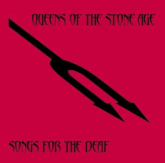 CD cover van Songs For The Deaf (LP) van Queens Of The Stone Age