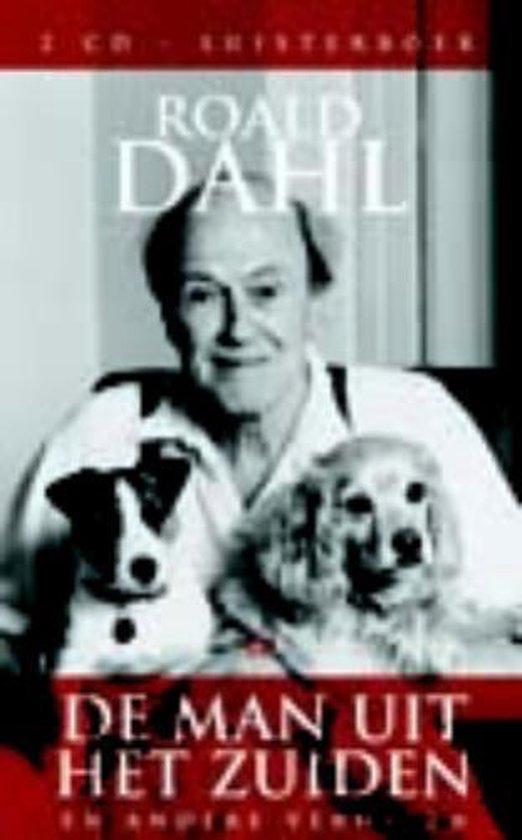 Cover van het boek 'De man uit het zuiden en andere verhalen' van Roald Dahl
