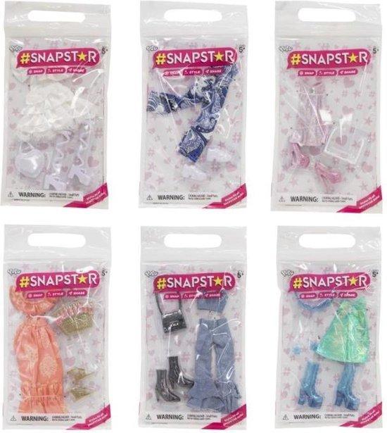 Bol Com Snapstar Accessory Pack