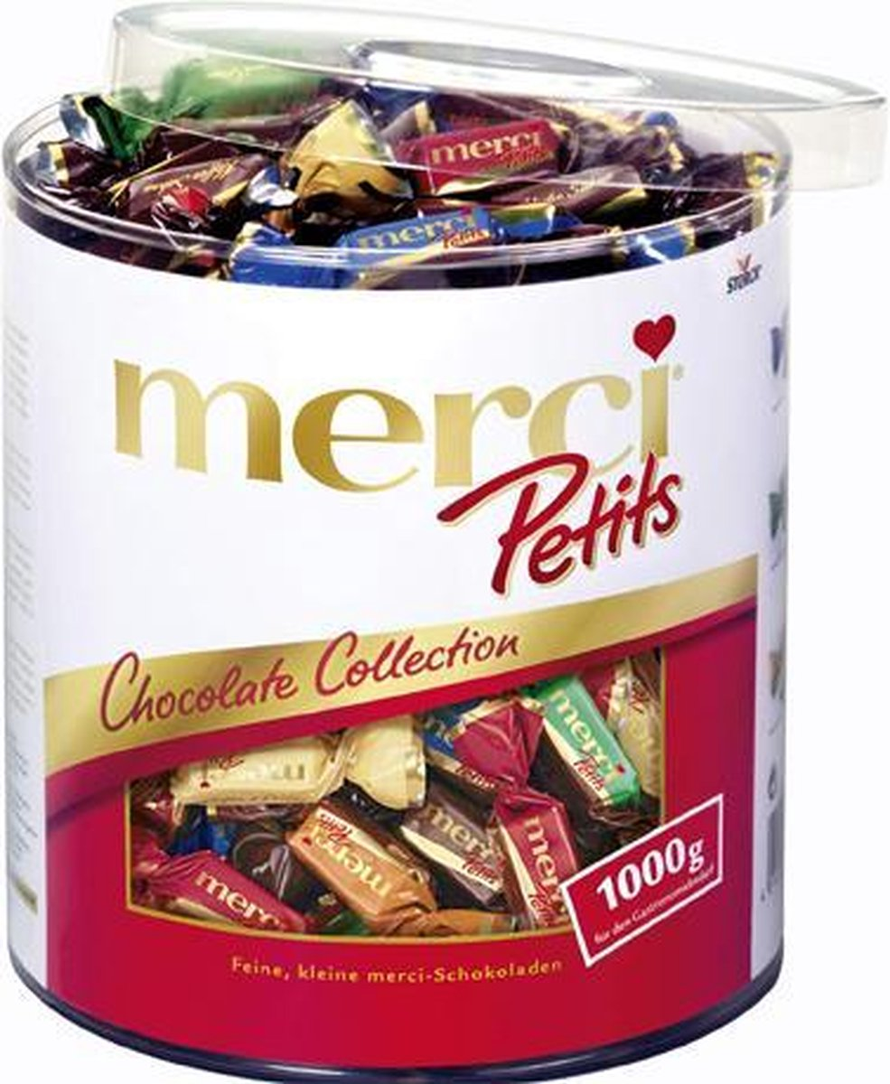 Merci Petits Chocolate Collection - 1 kg