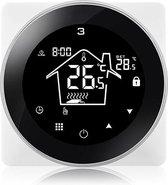 Thermostaat wifi met app en Google Assistant | Luxe uitvoering | 230 volt | Boiler