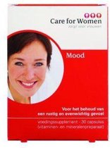 Care for Women Mood - 30 Capsules - Voedingssupplement