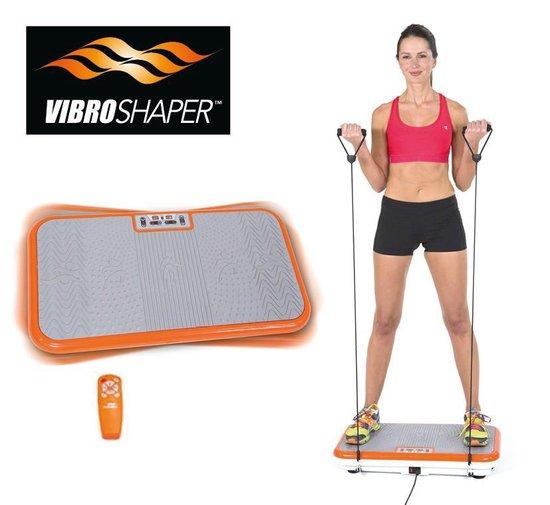 VibroShaper - Fitness Trilplaat - Oranje