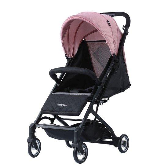 Product: Titaniumbaby Buggy Lenn - Pink, van het merk Titanium Baby