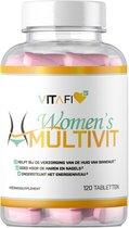 Vitafi Women's Multivitamine - huid, haar, nagels & algemene gezondheid l120 tabletten