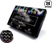 Dapoda® Bath Bombs set – Bruisballen voor bad – Badbruisbal – Badbruistablet  - 24 Stuks
