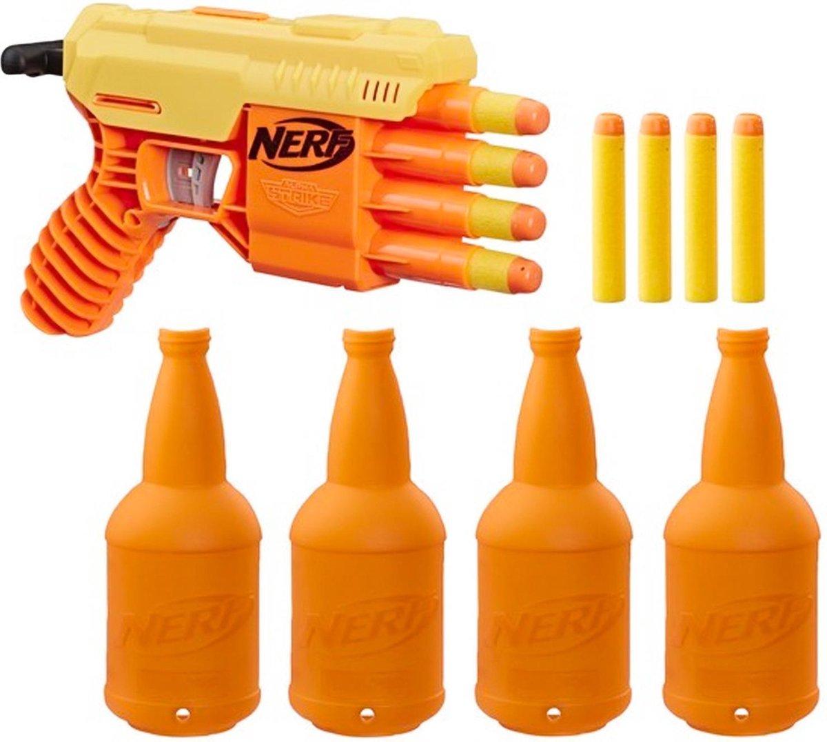 Nerf Alpha Strike Fang GQ-4 Blaster