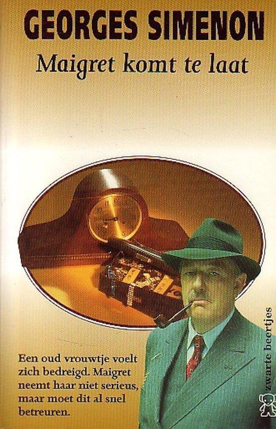 Maigret komt te laat - Simenon  