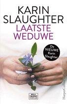 Boek cover Will Trent - Laatste weduwe van Karin Slaughter