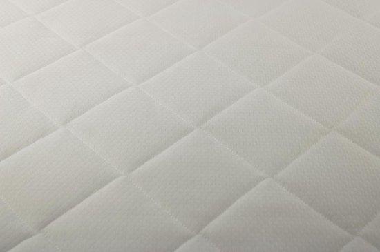 Matrassenmaker - matras 40x90 koudschuim HR40 dubbeldoek met rits
