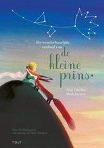 Boek cover Het wonderbaarlijke verhaal van de kleine prins van Antoine de Saint-Exupéry (Hardcover)