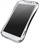 DracoDesign Draco Hydra Aluminium Case Galaxy S4 Luxury Zilver Cover