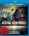 The Alcatraz Alien Project (3D Blu-ray)
