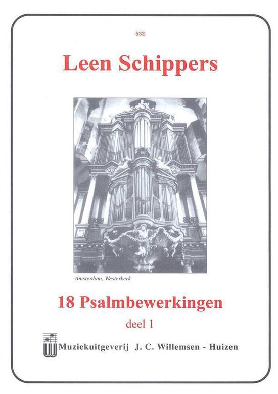 18 Psalmbewerkingen 1 - L. Schippers  