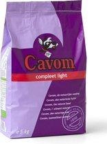 Cavom Compleet Hondenvoer Light - 5 kg