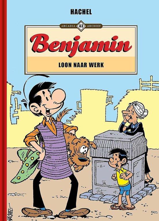 Benjamin - Hachel |