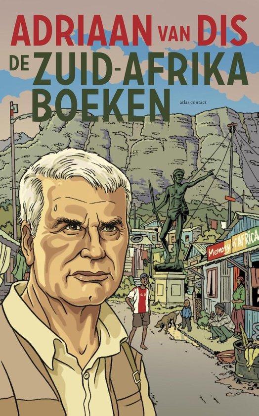 De Zuid-Afrika boeken - Adriaan van Dis |