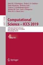 Computational Science - ICCS 2019
