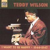 Teddy Wilson:I Want To Be Happ