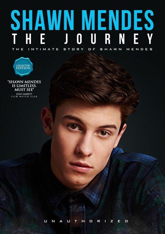 CD cover van The Journey van Shawn Mendes