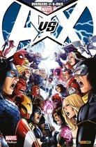 Omslag Avengers vs X-Men