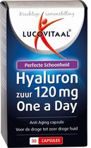 Bol.com-Lucovitaal Hyaluronzuur 120 mg One a Day Voedingssupplement - 30 capsules-aanbieding