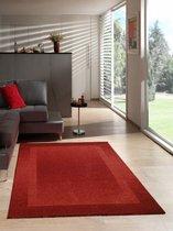 Geweven Karpet Chester 1215-10 Red 160x230 cm