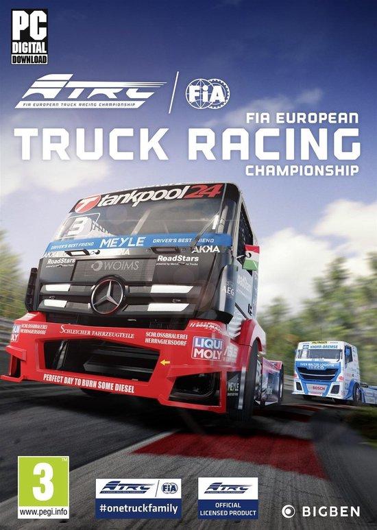 FIA European Truck Racing – PC