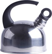 Imperial Kitchen Fluitketel Bol - 1,5 l - RVS