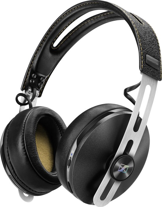 Sennheiser MOMENTUM 2.0 Wireless - Draadloze over-ear koptelefoon - Zwart