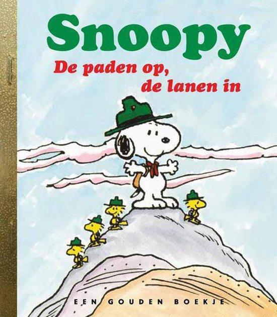 Gouden Boekjes - Snoopy de paden op, de lanen in - Charles M. Schulz |