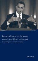 Barack Obama en de kunst van de politieke toespraak