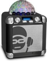 iDance BC5-C-BK karaokesysteem Draagbaar Bedraad