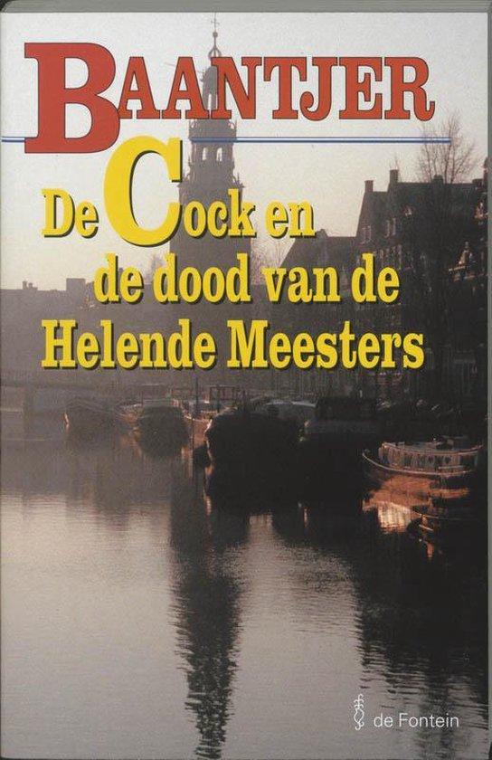Baantjer 58 - De Cock en de dood van de Helende Meesters - A.C. Baantjer  