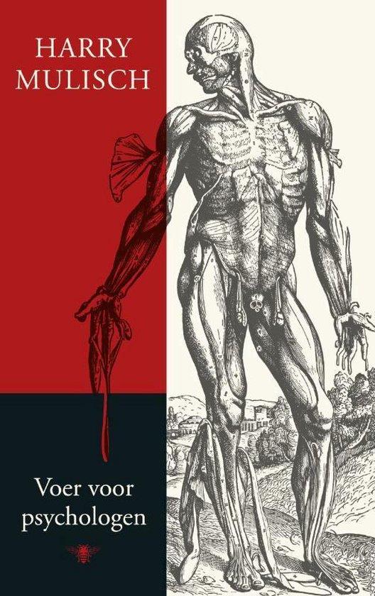 Boek cover Voer voor psychologen van Harry Mulisch (Hardcover)