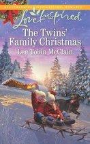 Omslag The Twins' Family Christmas
