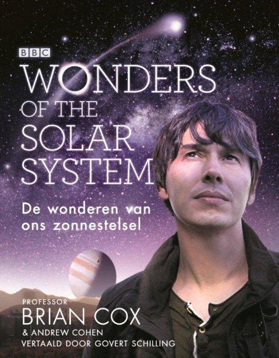 Boek cover Ons betoverende zonnestelsel van Brian Delf (Hardcover)