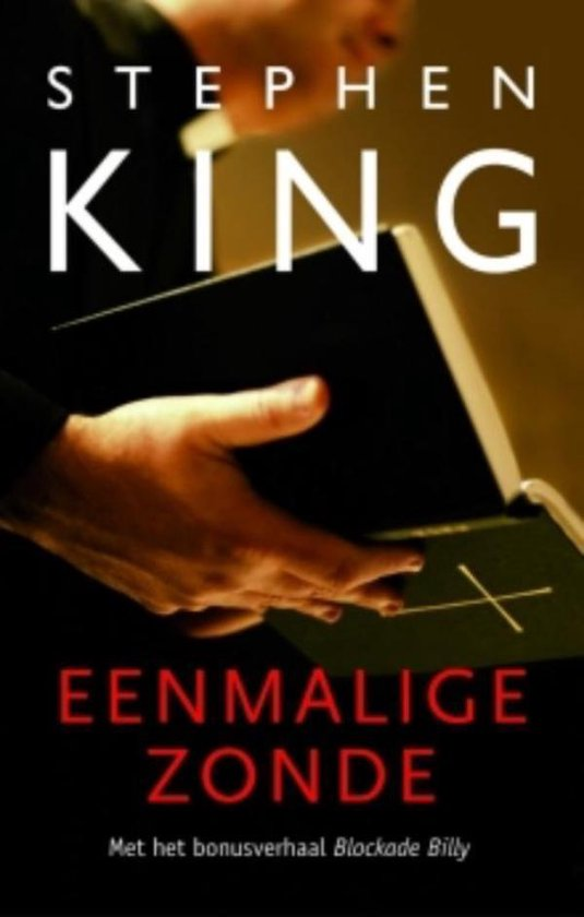 Eenmalige zonde - Stephen King |