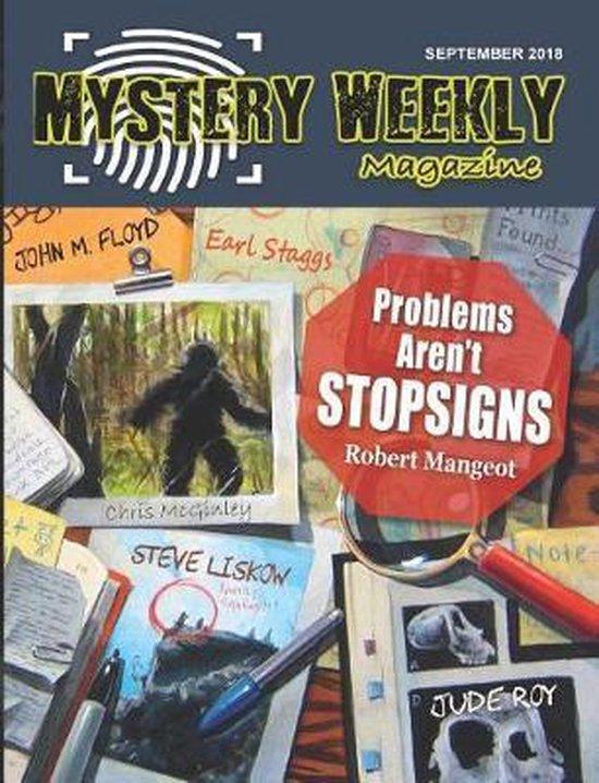 Mystery Weekly Magazine: September 2018