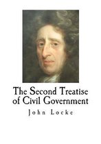 Boek cover The Second Treatise of Civil Government van John Locke