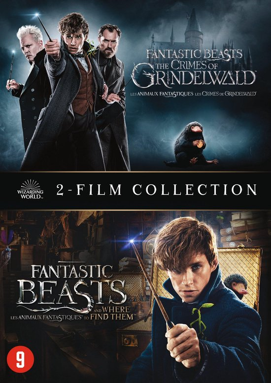 Fantastic Beasts and Where to Find Them - 1 & 2