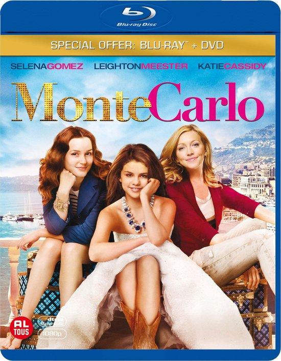 Cover van de film 'Monte Carlo'