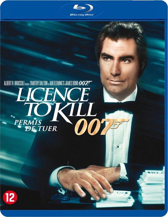 Cover van de film 'Licence To Kill'