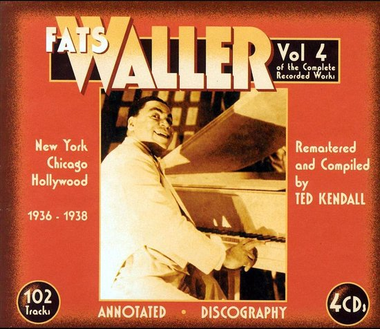 Vol. 4. The Complete Recorded Works