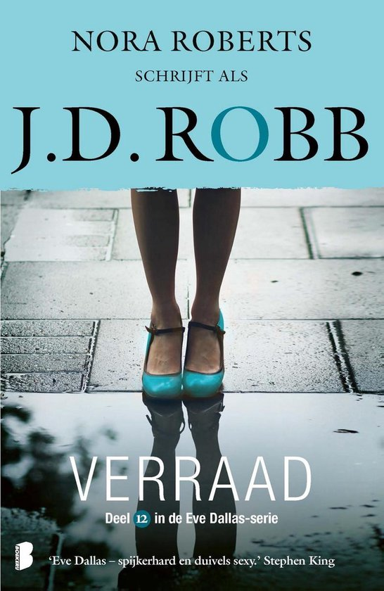 Eve Dallas 12 - Verraad - J.D. Robb pdf epub