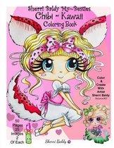 Sherri Baldy My-Besties Chibi Kawaii Coloring Book
