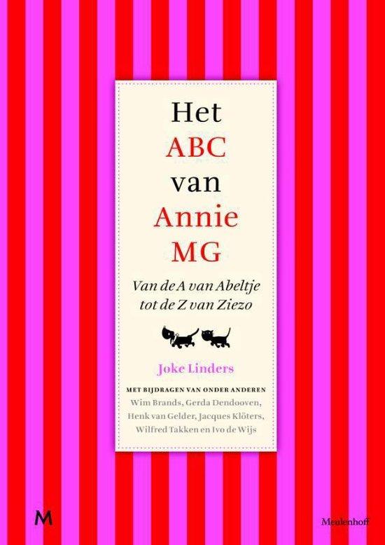Het ABC van Annie MG - Joke Linders |